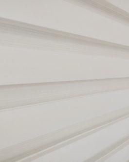 Zebra zavjesa – Bijela Classic