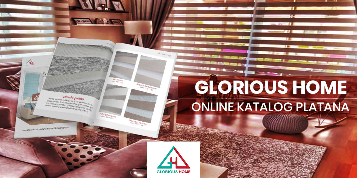 Glorious Home online katalog platana