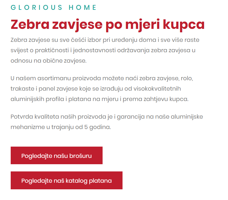 online katalog platana