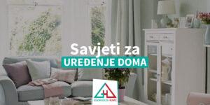 Savjeti za uređenje doma