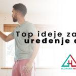 Top ideje za ljetno uređenje doma